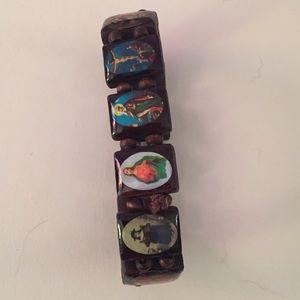 Jewelry - Handmade Religious Bracelet
